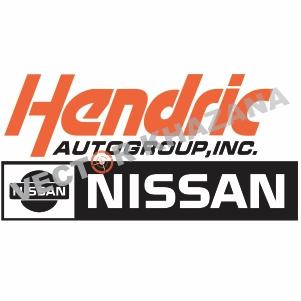 Nissan Hendrick Logo Vector