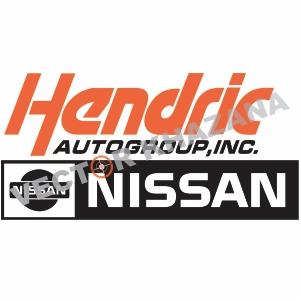 Nissan Hendric Logo Svg