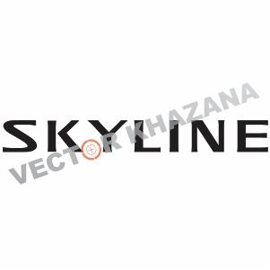 Nissan Skyline Logo Svg