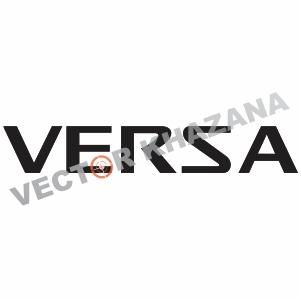 Nissan Versa Logo Svg