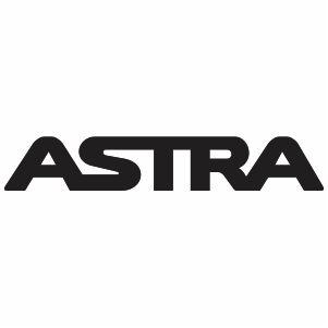 Opel Astra Logo Svg