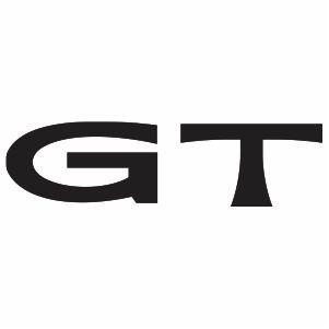 Opel GT Logo Svg