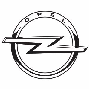 Opel Logo Cut