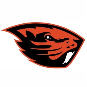Oregon State Beavers logo vector file