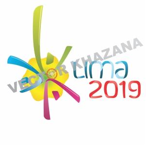 Pan American Games 2019 Logo Vector
