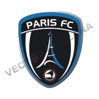 Paris FC Logo Vector