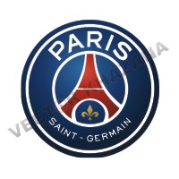 Paris Saint Germain FC Logo Vector