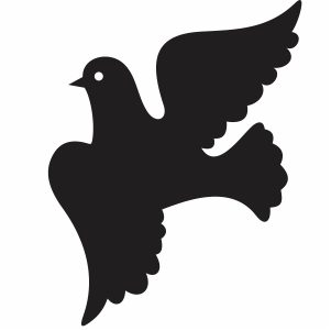 Animal Flying Bird Svg
