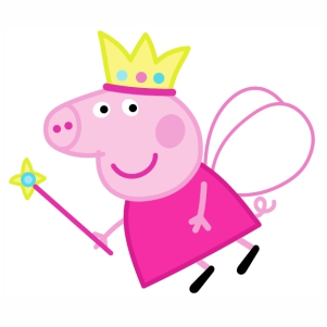Princess Peppa Pig Vector