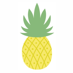 Pineapple Scalable vector