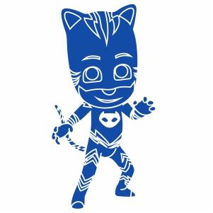 Pj Catboy Vector