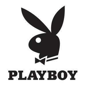 Play boy logo svg