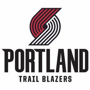 Portland Trail Blazers Logo Svg