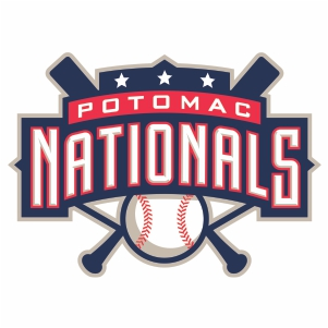 Potomac Nationals Logo Vector