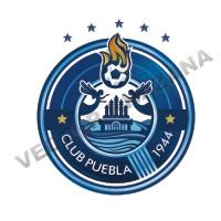 Puebla F.C Logo Vector