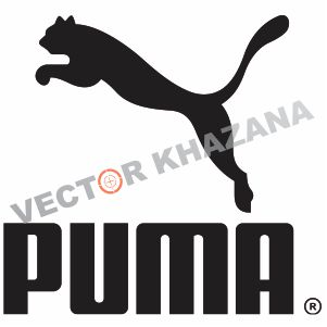 Free Puma Logo Svg Cut Files