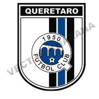 Queretaro F.C Logo Vector