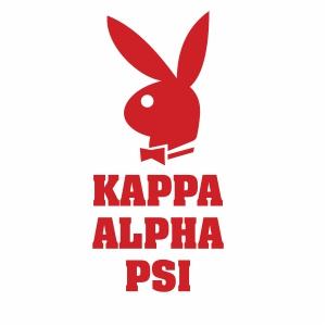 Kappa Alpha Psi Bunny Svg