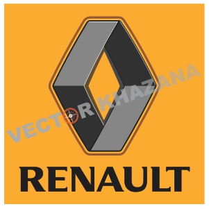 Renault Icon Vector