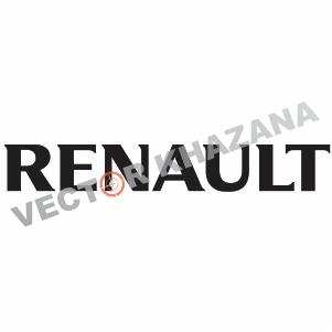 Renault Auto Logo Vector