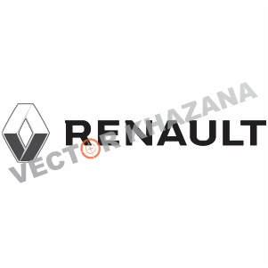 Renault Car Logo Vector
