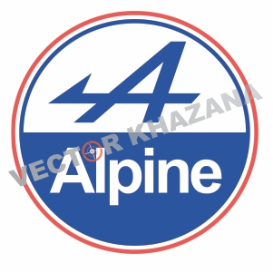 Renault Alpine Logo Svg
