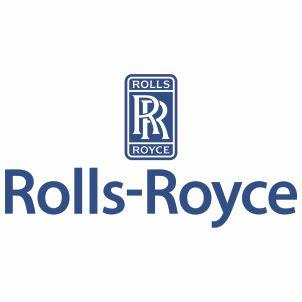 Rolls Royce Logo Cut Files
