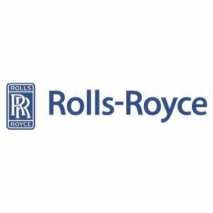 Rolls Royce Logo Cut