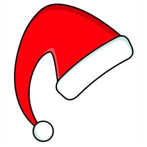 Popular Santa Claus Cap svg cut file