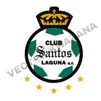 Santos Laguna Logo Vector