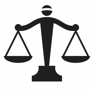 Law Justice Scales Svg