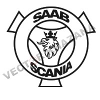 Scania Car Vector Logos