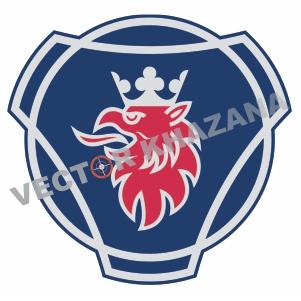 Scania Car Symbol Svg