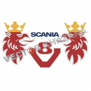 Scania Logo Svg