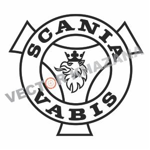 Vabis Scania Logo Svg