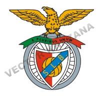 SL Benfica Logo Vector