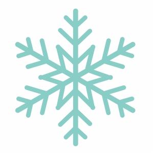 Christmas Snowflakes svg cut file
