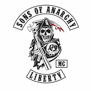 liberty sons of anarchy vector file