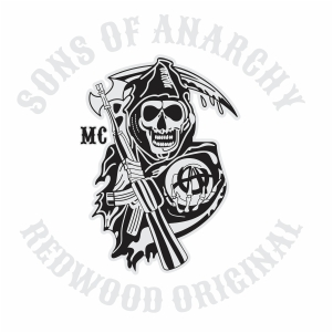 sons of anarchy redwood original vector file