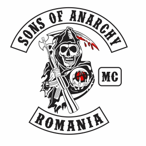 sons of anarchy romania logo vector file