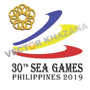 SEA Games 2019 Logo Vector