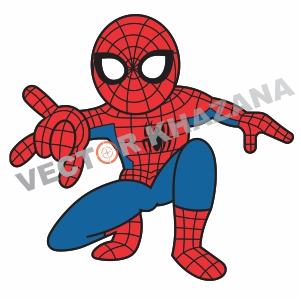 Marvel Spiderman Vector