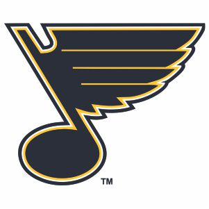 St. Louis Blues Logo Svg