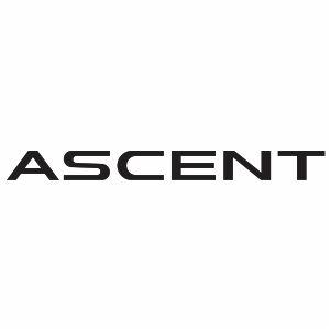 Subaru Ascent Logo Svg
