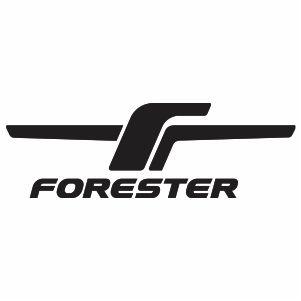 Subaru Forester Logo Svg