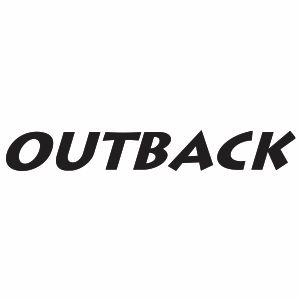 Subaru Outback Logo Svg
