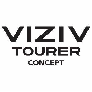 Subaru Viziv Tourer Concept Logo Svg