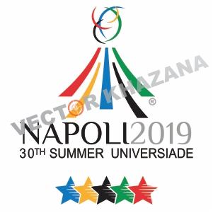 Summer Universiade 2019 Logo Vector