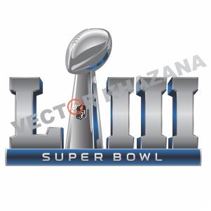 Super Bowl Logo Vector