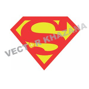 Superman S Logo Vector